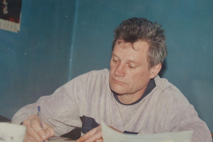 2. Павел Ильич в должности зама главного редактора. 1982 год.